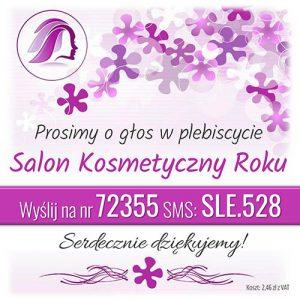 Salon kosmetyczny roku