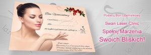 Bon Upominkowy Swan Laser Clinic
